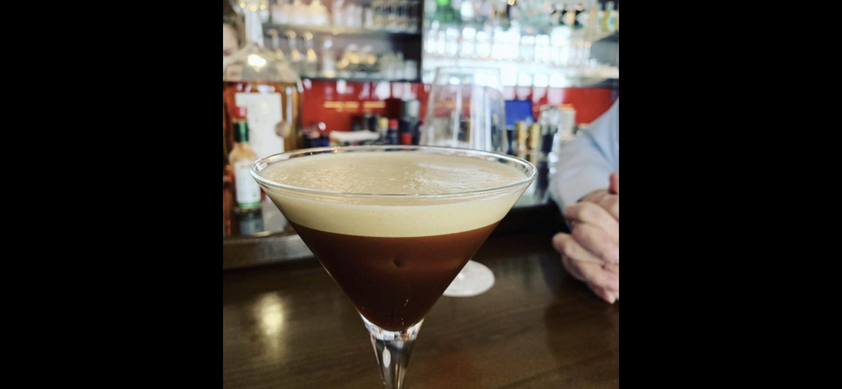 Espresso-Martini - für Kaffeetrinker die perfekte Abwechslung