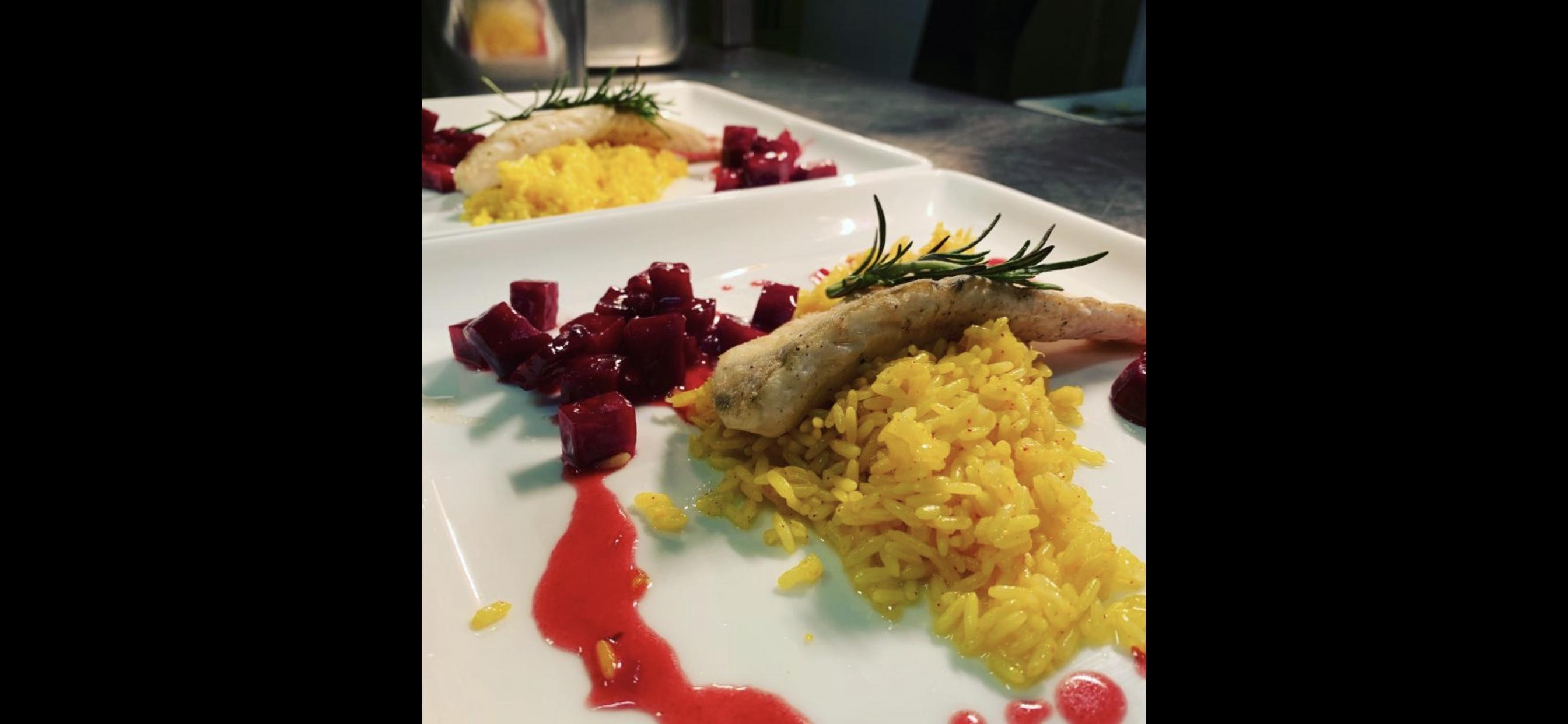 Fischgerichte mit Liebe zubereitet